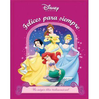 Disney princesas Felices para siempre Disney Princesses Happily