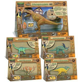 Dino Dan LARGE Articulated Dinosaur Toy Action Figures