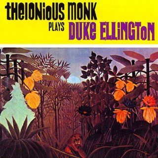 Plays Duke Ellington [Vinyl] Thelonious Monk Music