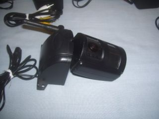 Homeland Wireless Security Camera System Model 00850 Picture Sound