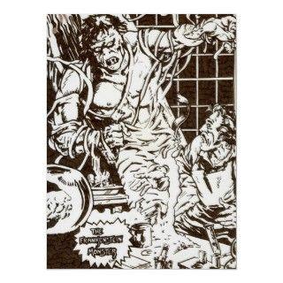 Enraged Minotaur Poster