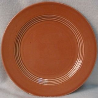 Homer Laughlin China Harlequin Rose Pattern Luncheon Plate