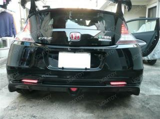 Honda CR Z Clear Lens LED Reflector Lights