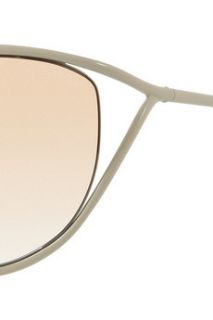 Tom Ford Narissa cat eye frame metal sunglasses