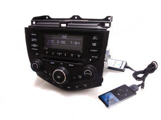 Honda Accord Civic Auxiliary Aux Input Audio Adapter Harness iPod iPad