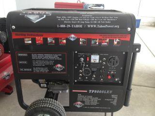 Tahoe 8000 Watt Gas Generator Honda OHV Engine