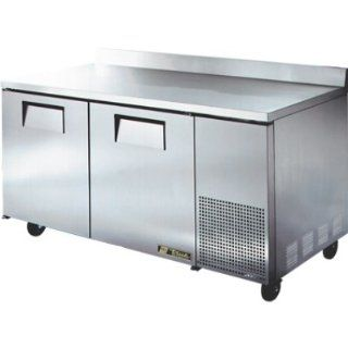 True Refrigeration TWT 67 HD 67 in Work Top Refrigerator w
