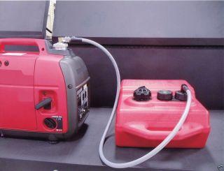 Complete Honda Generator Extended Run Fuel Tank 6 Gallon System