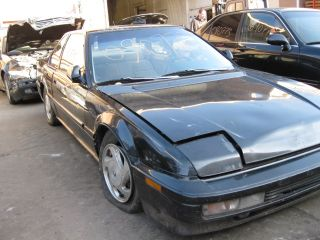 Transmission Honda Prelude 1990 90 1991 91 Manual