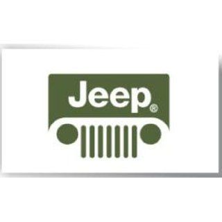 NEOPlex 3 x 5 Jeep Grill Automotive Logo Flag Office
