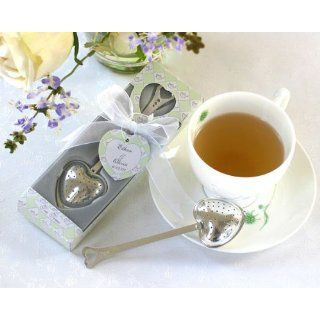 Tea Time Heart Tea Infuser in Tea Time Gift Box   Baby