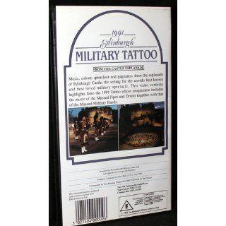 1991 Edinburgh Military Tattoo Lieutenant Colonel L.P.G