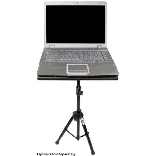 Adjustable Laptop Notebook Computer Table Tripod Stand Riser