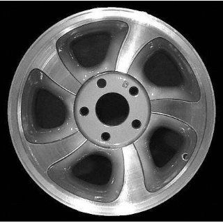 98 02 GMC SONOMA PICKUP ALLOY WHEEL RIM 15 INCH TRUCK, Diameter 15