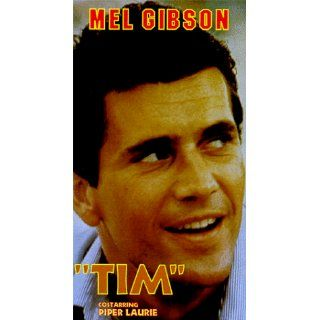 Tim [VHS] Piper Laurie, Mel Gibson, Alwyn Kurts, Pat