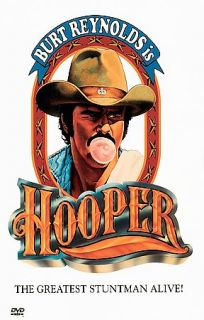 HOOPER ~ DVD BRAND NEW ~ HOOPER ~ BURT REYNOLDS ~ SALLY FIELD
