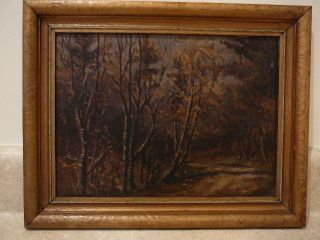 WALTER EMERSON WE BAUM IMPRESSIONIST OIL PAINTING NEW HOPE SCHOOL