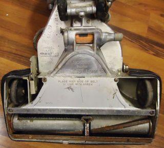 1930s Era Vintage Hoover Vacuum Sweeper