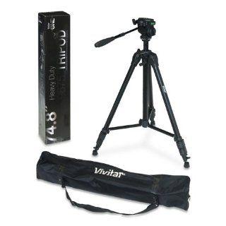 Professional Black Aluminum 74 Tripod For Canon EOS Rebel
