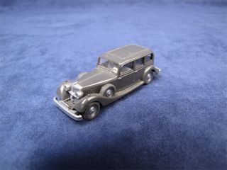 Vintage Wiking Berlin Horch 850 Diecast Plastic Toy Car
