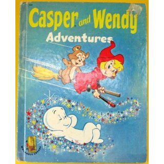 Casper & Wendy Adventures Harvey Cartoon Studios 9781121988378