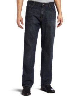 Calvin Klein Mens Relaxed Fit Straight Jean Clothing