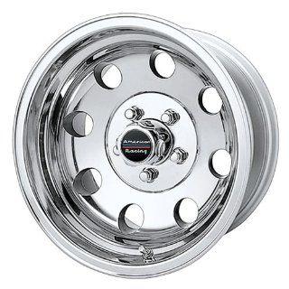 American Racing Baja AR172 Polished Wheel (16x8/6x4.5)
