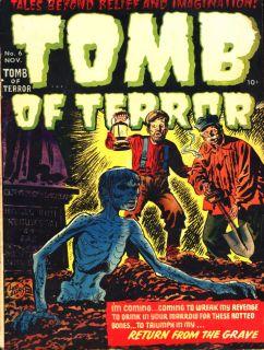 Horror Volume 2 Golden Age Comics 217 Issues on DVD