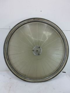 Vintage Horse Harness Racing Sulky Wheel for Decor Use Art Project
