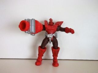 FATAL ATTACK HORVATH   VERY RARE 13cm ACTION FIGURE from DUEL MASTERS