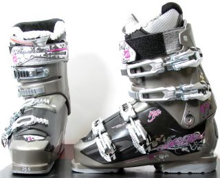 2011 Nordica Hot Rod CX Womens Ski Boots Size 26 5