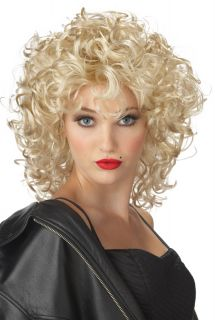 Hot Sexy The Bad Girl Costume Wig Blonde 70431
