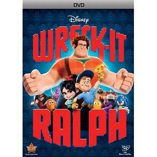 Wreck It Ralph John C. Reilly, Sarah Silverman, Jack
