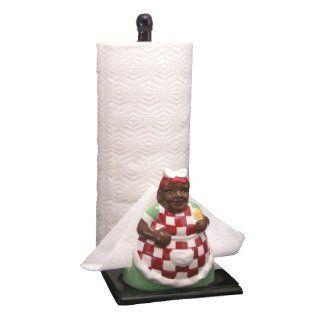 Aunt Jemima Paper towel holder / napkin holder Home