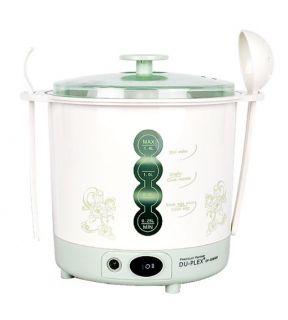 Electric Cordless Hot Pot Kettle Multi Cooker for Boil Noodles Soup