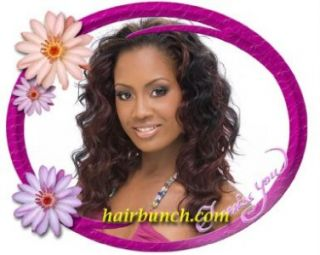 Outre Velvet Remi European Deep Wave 100 Human Hair