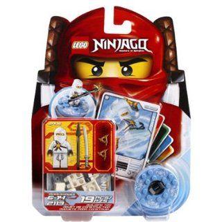 LEGO Ninjago Zane 2113 Toys & Games