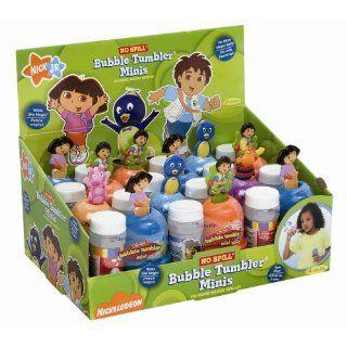 Little Kids Nick Jr. No Spill Mini Bubble Tumbler 12 Piece
