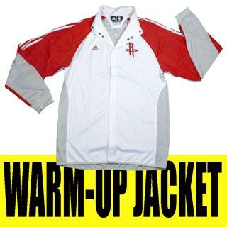 Houston Rockets Warm Up Track Jacket NBA New Adidas XL