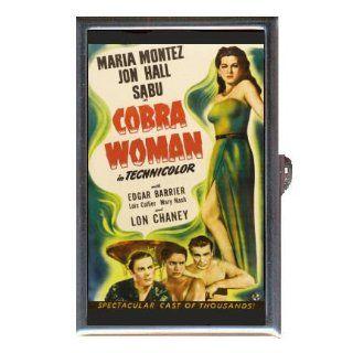 LON CHANEY, SABU, COBRA WOMAN Coin, Mint or Pill Box Made