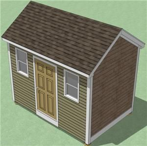 how to build a lean to shed step by step