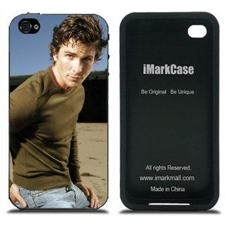 Christian Bale Cases Covers for iPhone 4 4S Series IMCA CP