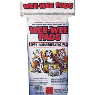 Four Paws Wee Wee Puppy Dog Housebreaking Pads
