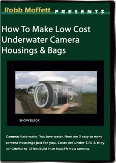 How to Make Low Cost Underwater Camera Housings Bags