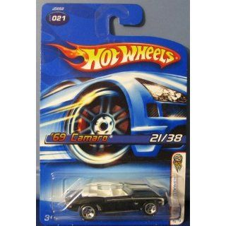 Mattel Hot Wheels 2006 First Editions 164 Scale Black