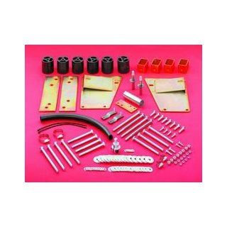 Performance Accessories 70003 3 Body Lift Kit Ford Bronco Ii 1989 90