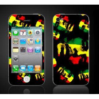 iPhone 4 Bob Marley The Legend Reggae Rasta One Love Vinyl