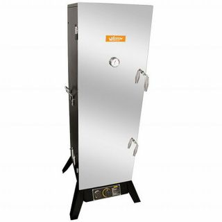Vertical Propane Large Gas Smoker Cooking Meat BBQ Food New