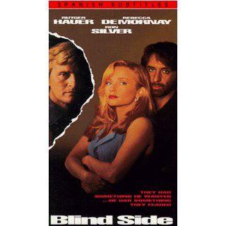PUNTA CIEGO (Blind Side) Spanish [VHS] Rutger Hauer