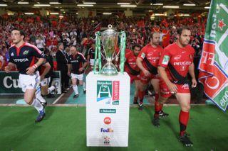 Munster Rugby Adidas Vintage Away Champions 2007 2008 Heineken Cup